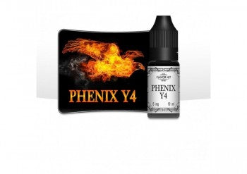 PHENIX Y4 FLAVOR HIT