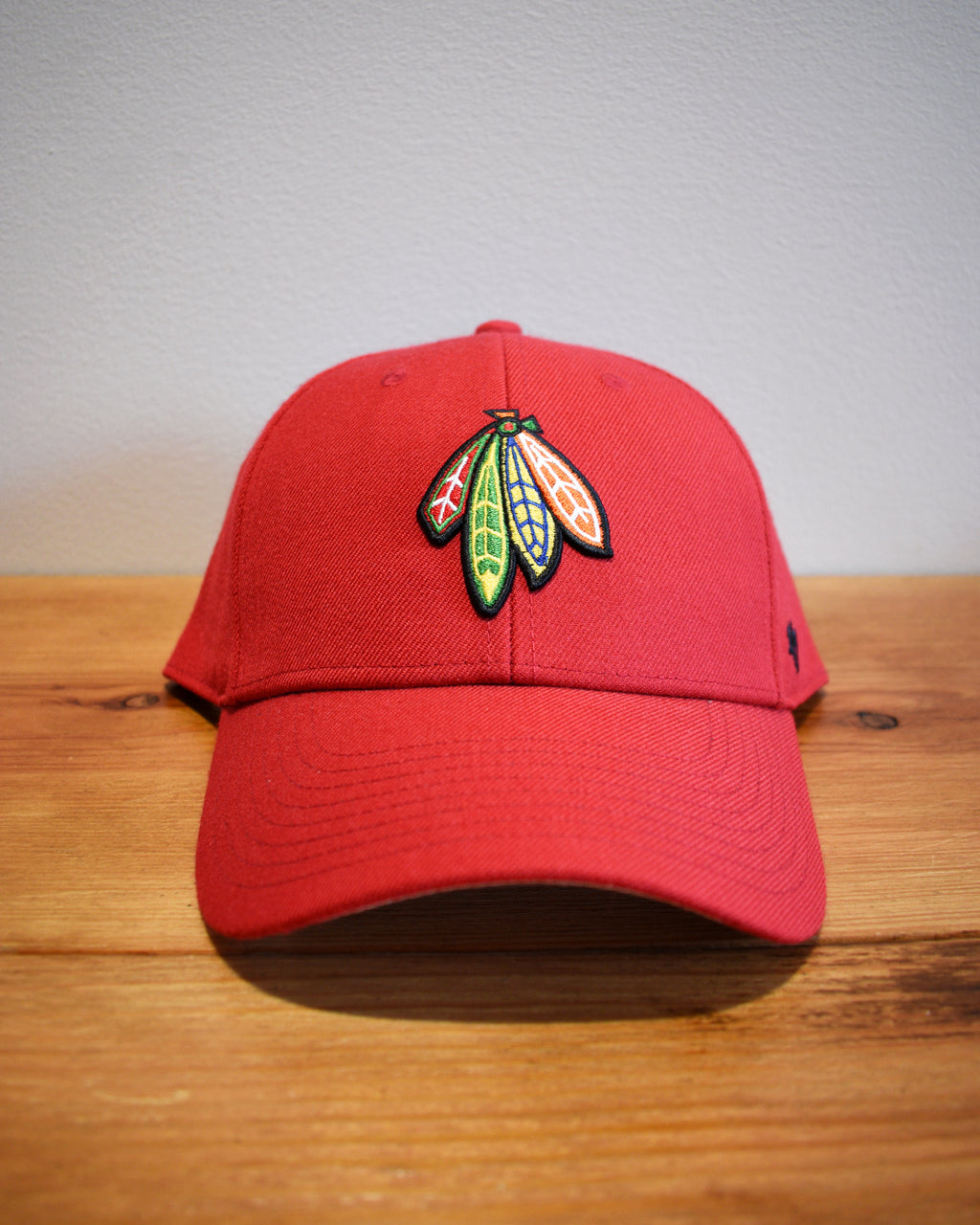 '47 Red Four Feathers MVP Cap