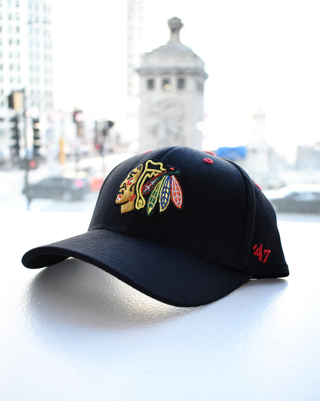 '47 Black Kick-Off Contender Cap