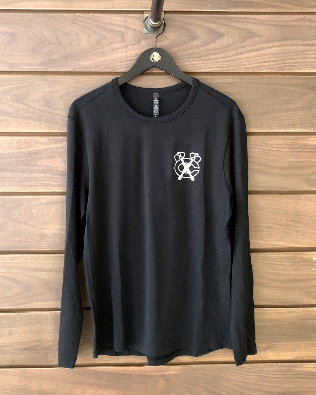 lululemon Black 5 Year Basic Long Sleeve