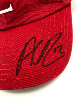 Alex DeBrincat Signed Charity Cleanup Cap
