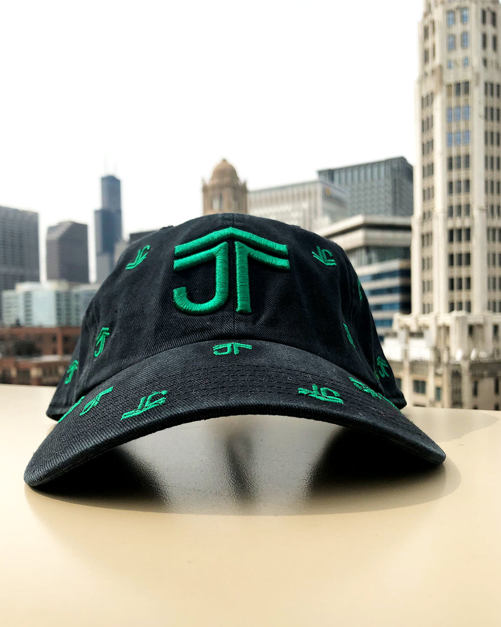 Ladies JTF All Over Cleanup Cap