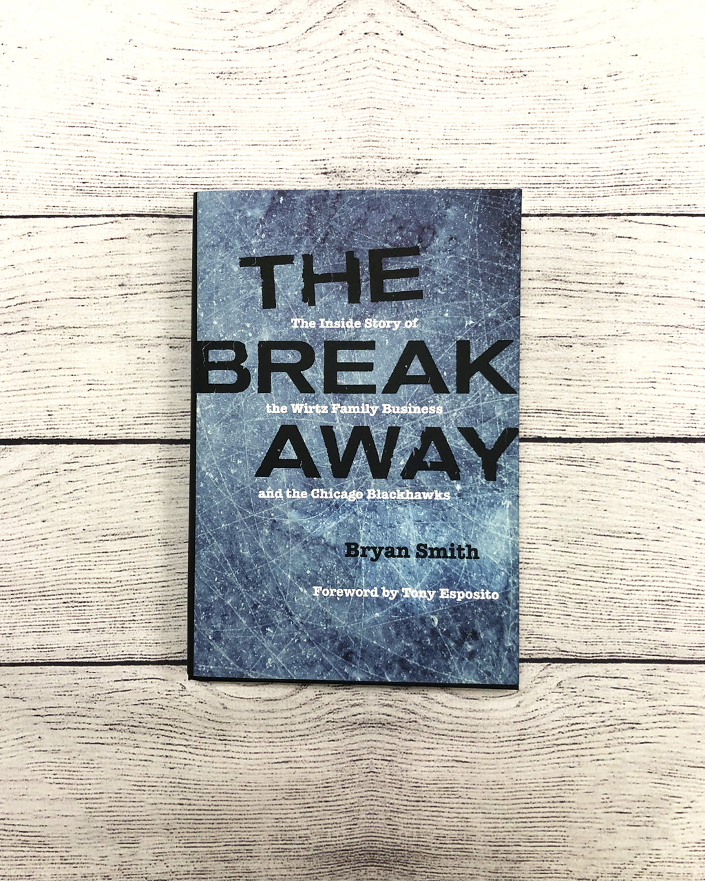 """The Breakaway"" Autographed Book"