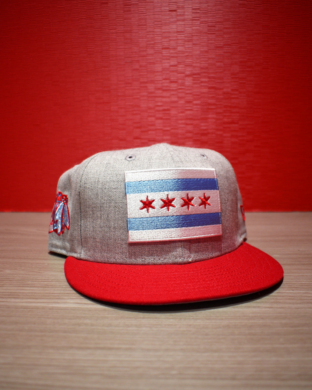New Era Chicago Flag Snapback