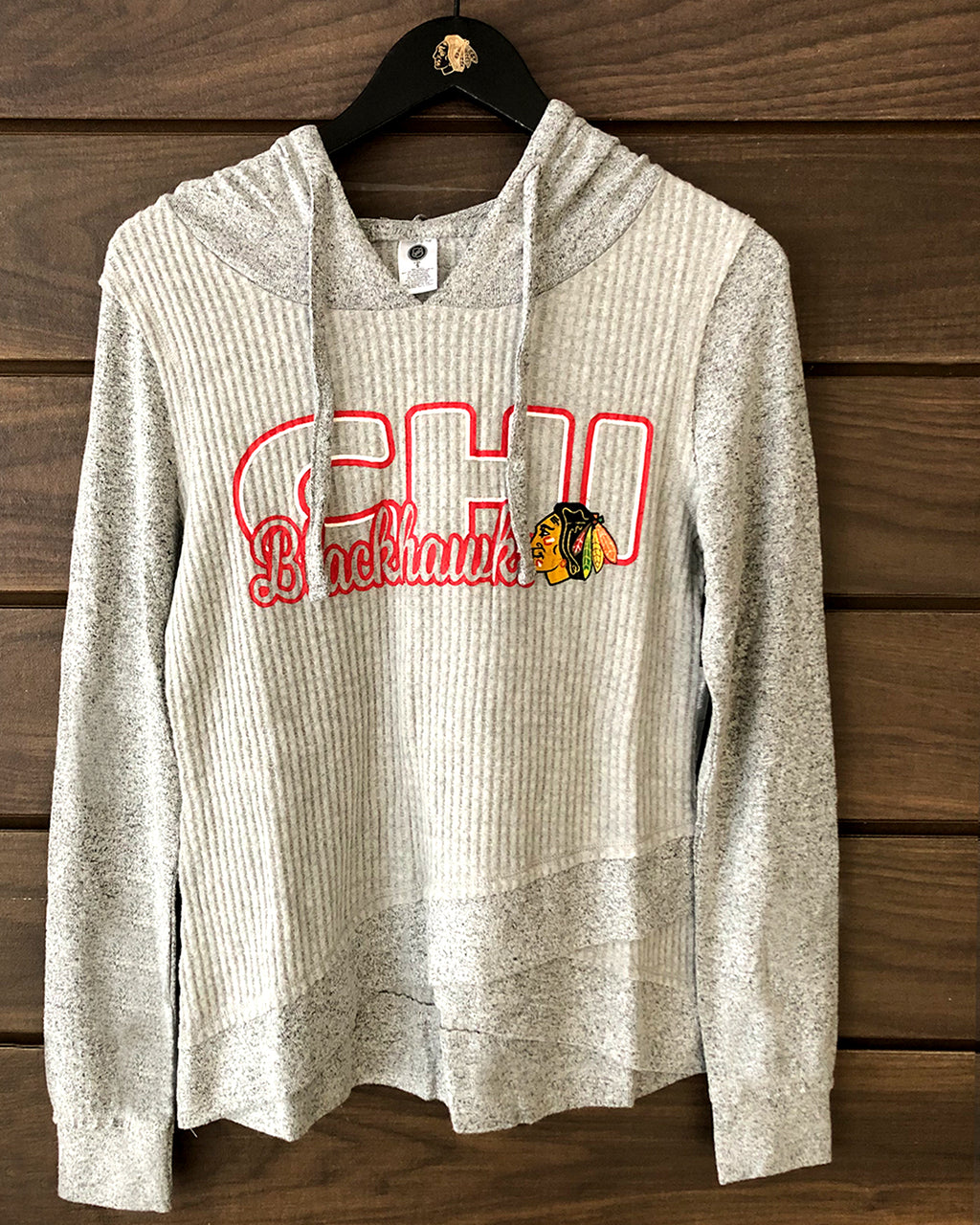 Ladies Concepts Sports Gray Hoodie