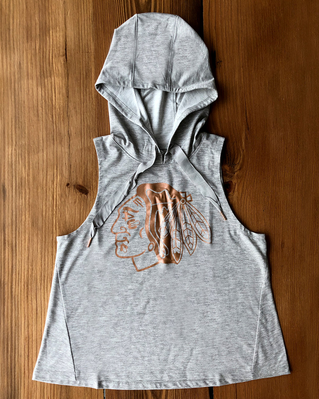 Ladies Concepts Sports Hooded Tank