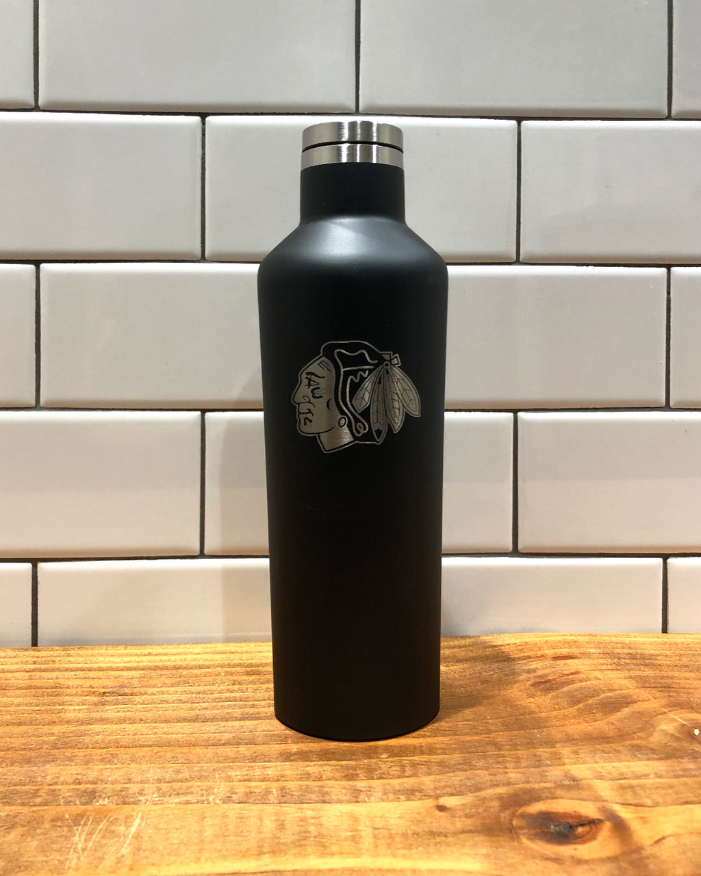 Corkcicle Black Canteen