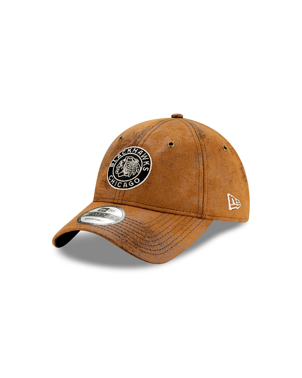 New Era Exclusive Collection Faux Leather Cap