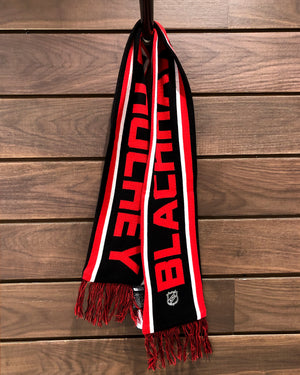 Fanatics Chi Hockey Scarf