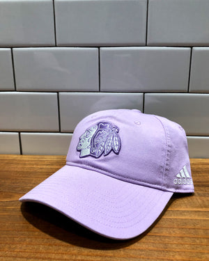 adidas Hockey Fights Cancer Cap