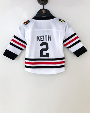 Infant Outerstuff Keith Away Jersey