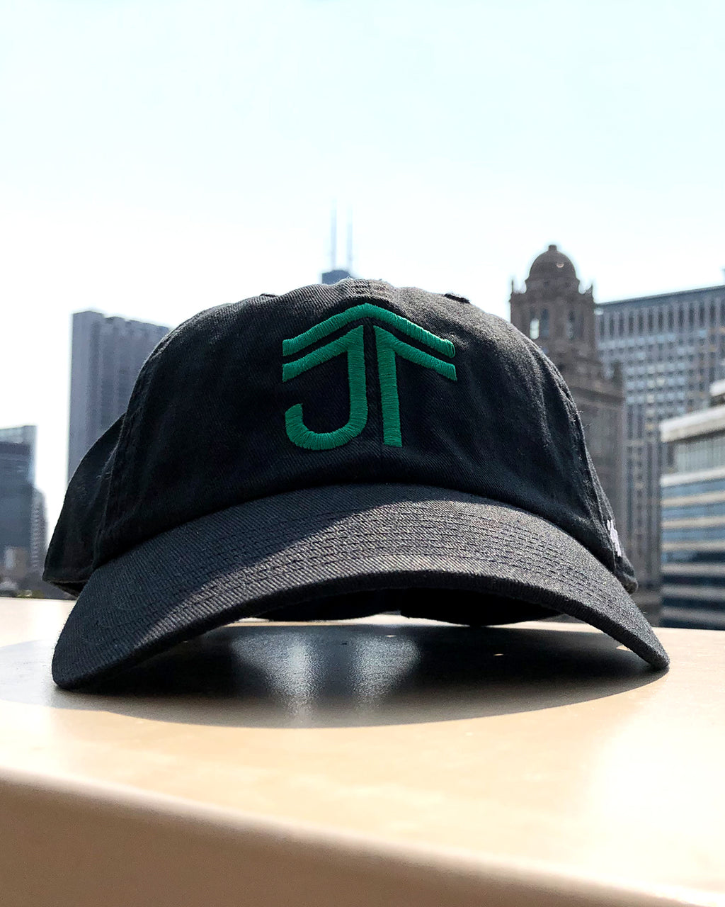 JTF Green Cleanup Cap