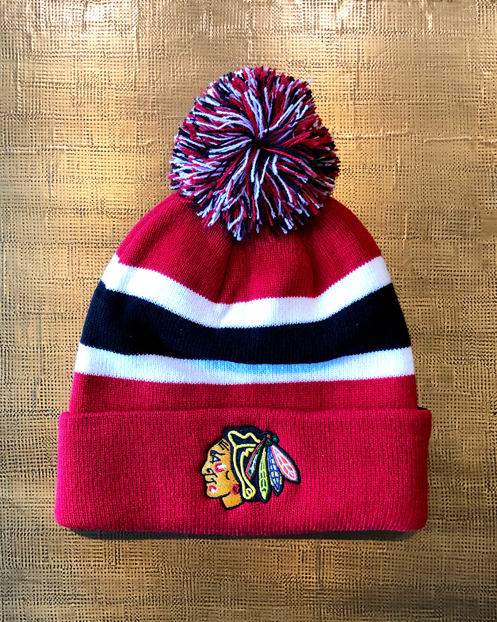 47' Jersey Stripe Knit Hat
