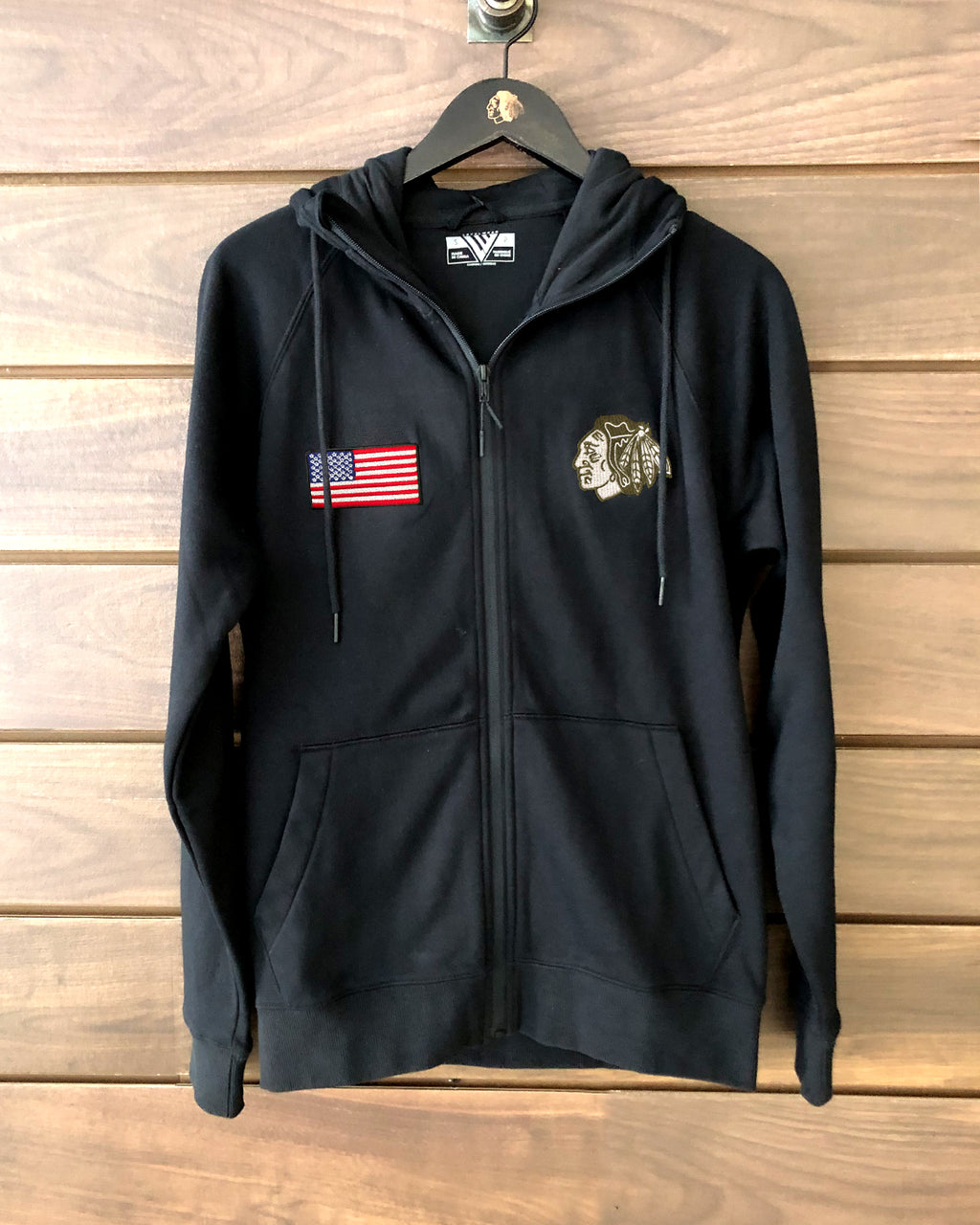 Levelwear Military Appreciation Full Zip