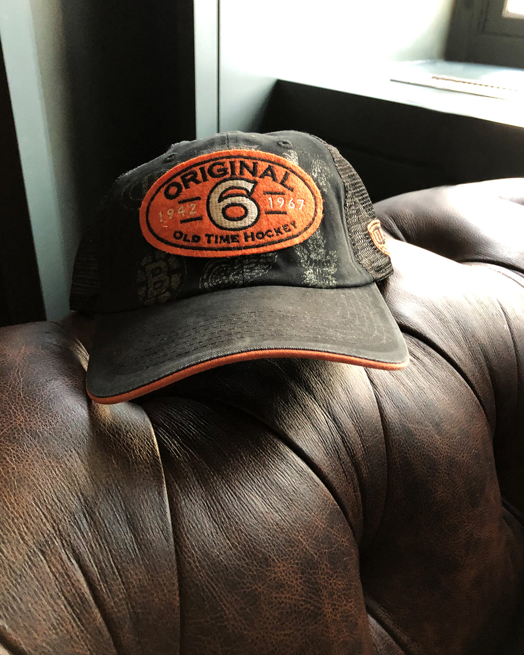 Old Time Hockey Original Six Cartago Cap