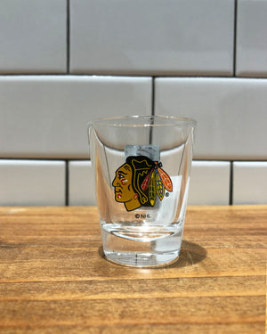 Primary Logo Shot Glass
