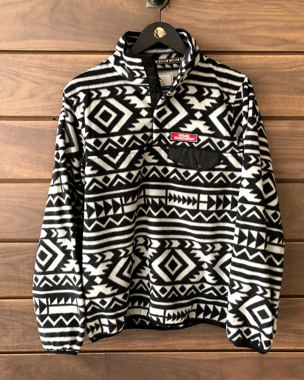 Ladies Summit Tribal Fleece