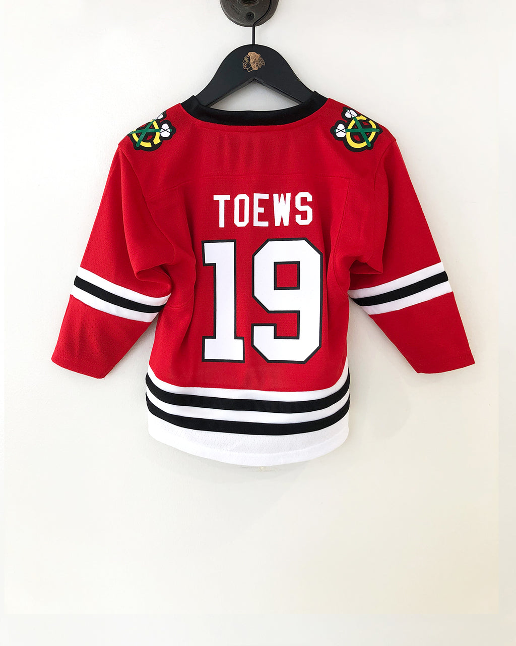 Toddler Outerstuff Toews Home Jersey