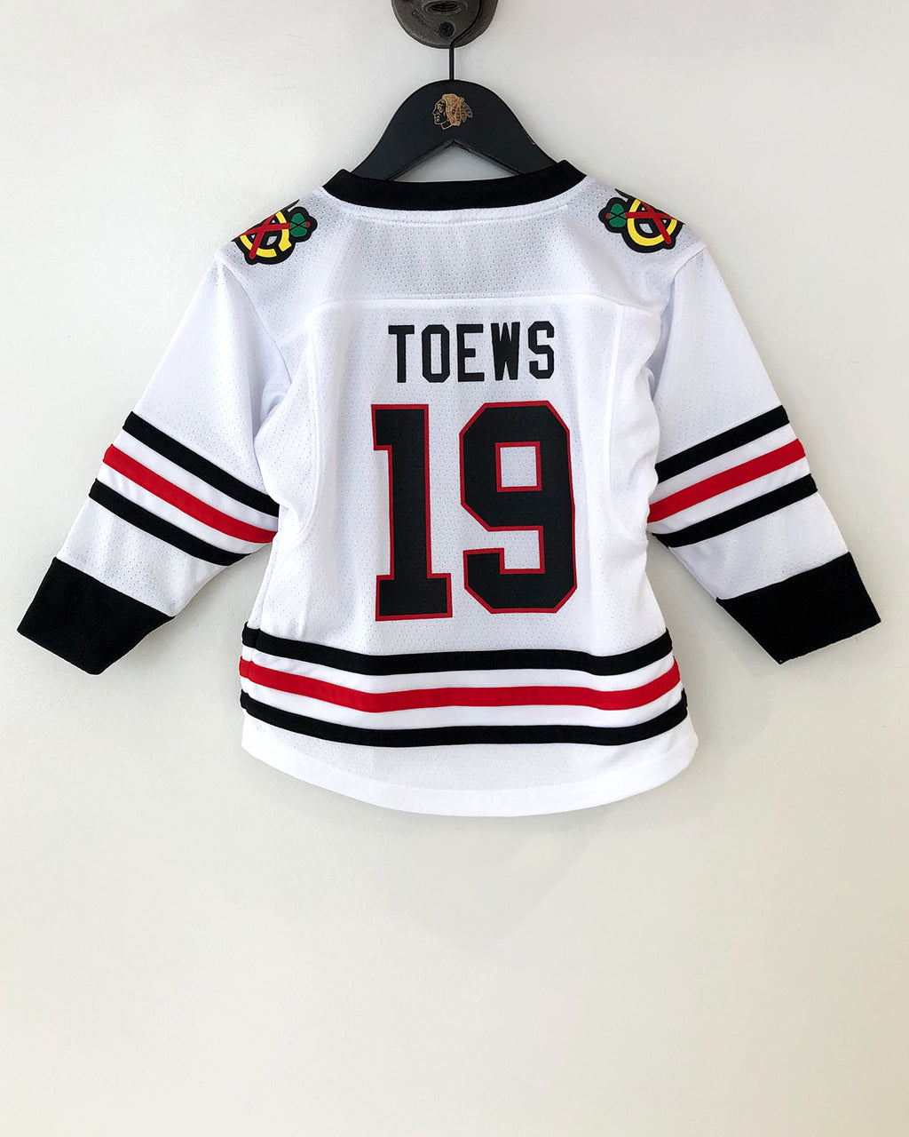 Toddler Outerstuff Toews Away Jersey