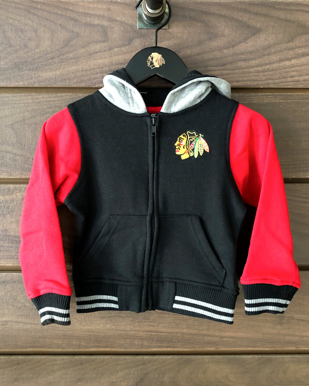 Toddler Colosseum Tomahawk Full Zip Hoodie