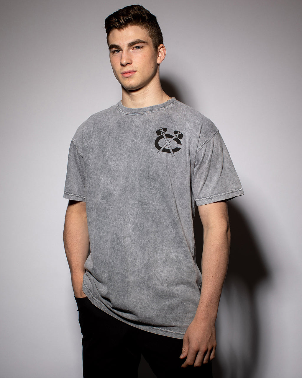Beantown Tomahawk Wash Tee