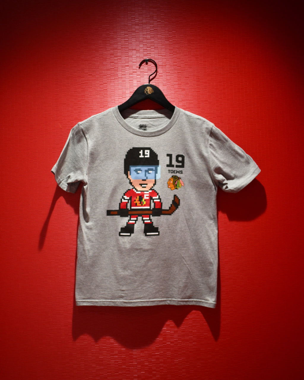 Outerstuff Toews Pixel Tee
