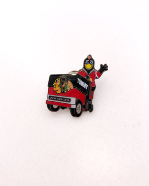 Tommy Hawk Zamboni Pin