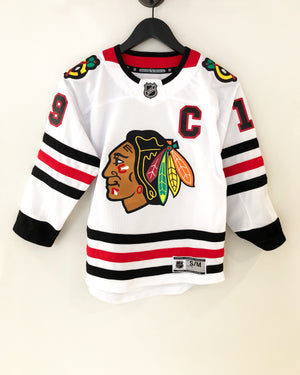 Youth Outerstuff Toews Away Premier Jersey