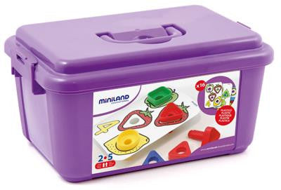 Activity Nuts & Bolts Container
