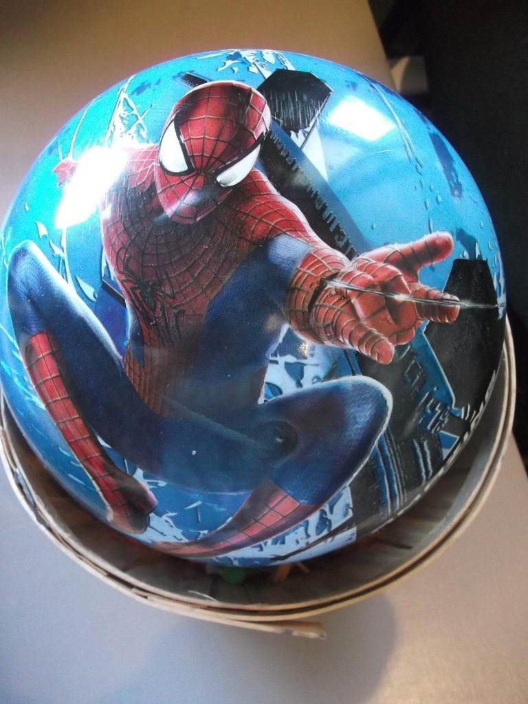 Playground Ball - Spiderman