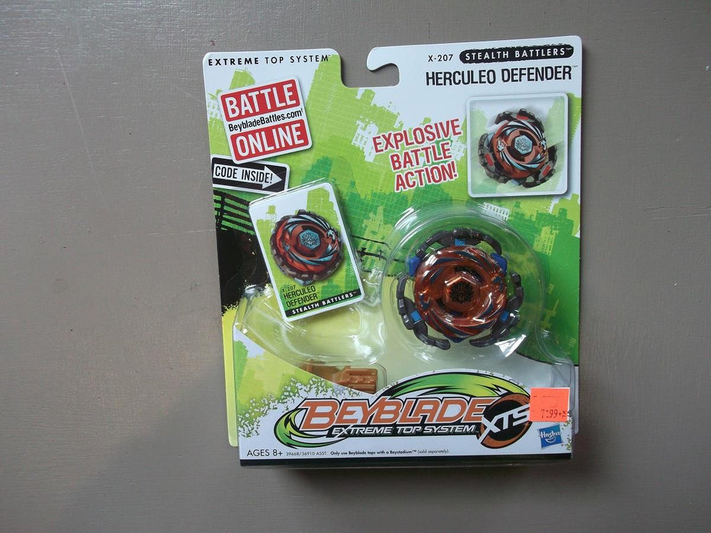 Beyblade Extreme Top System Herculeo Defender