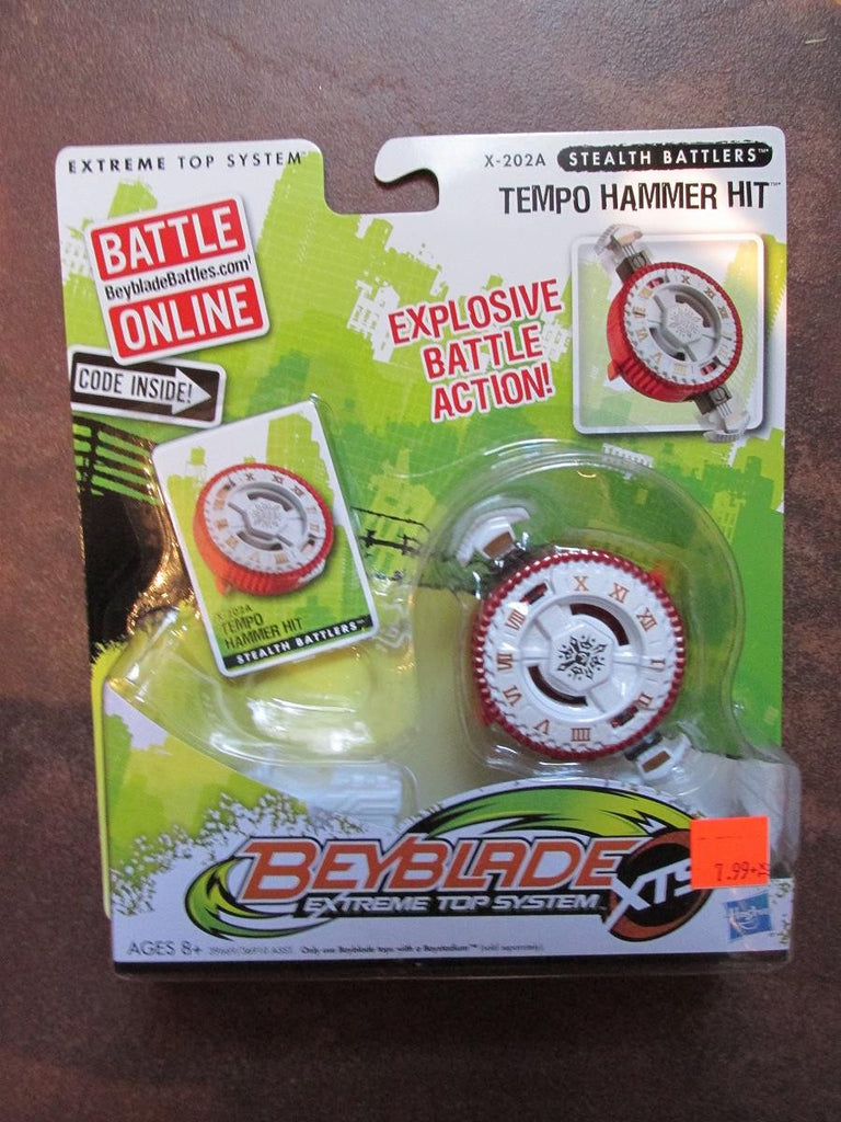 Beyblade Extreme Top System Tempo Hammer Hit