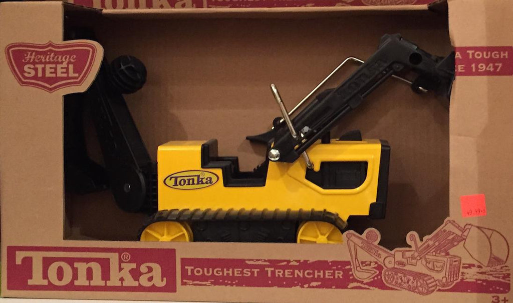 Tonka Toughest Trencher