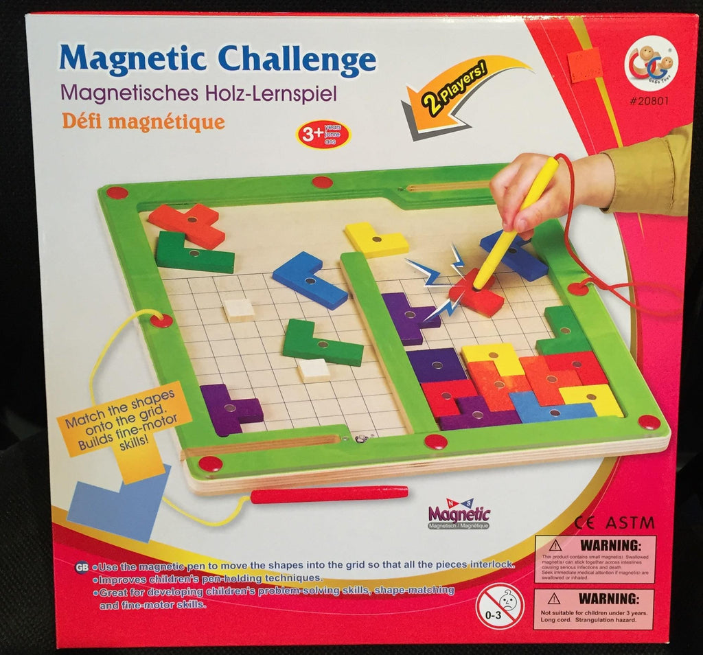 Challenge Game Magnetic