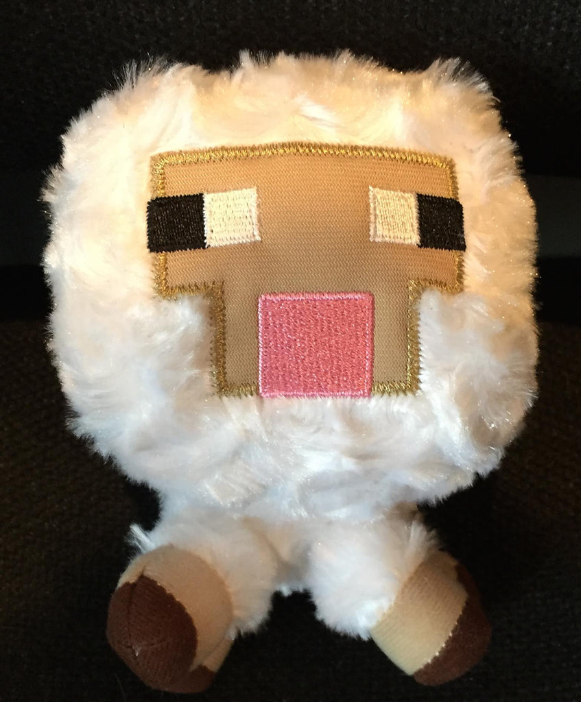 Baby Sheep Minecraft Plush