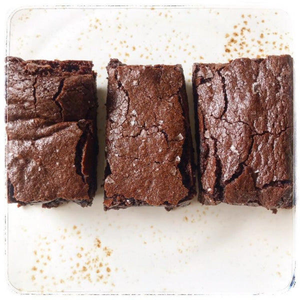 1/2 Dozen Brownies