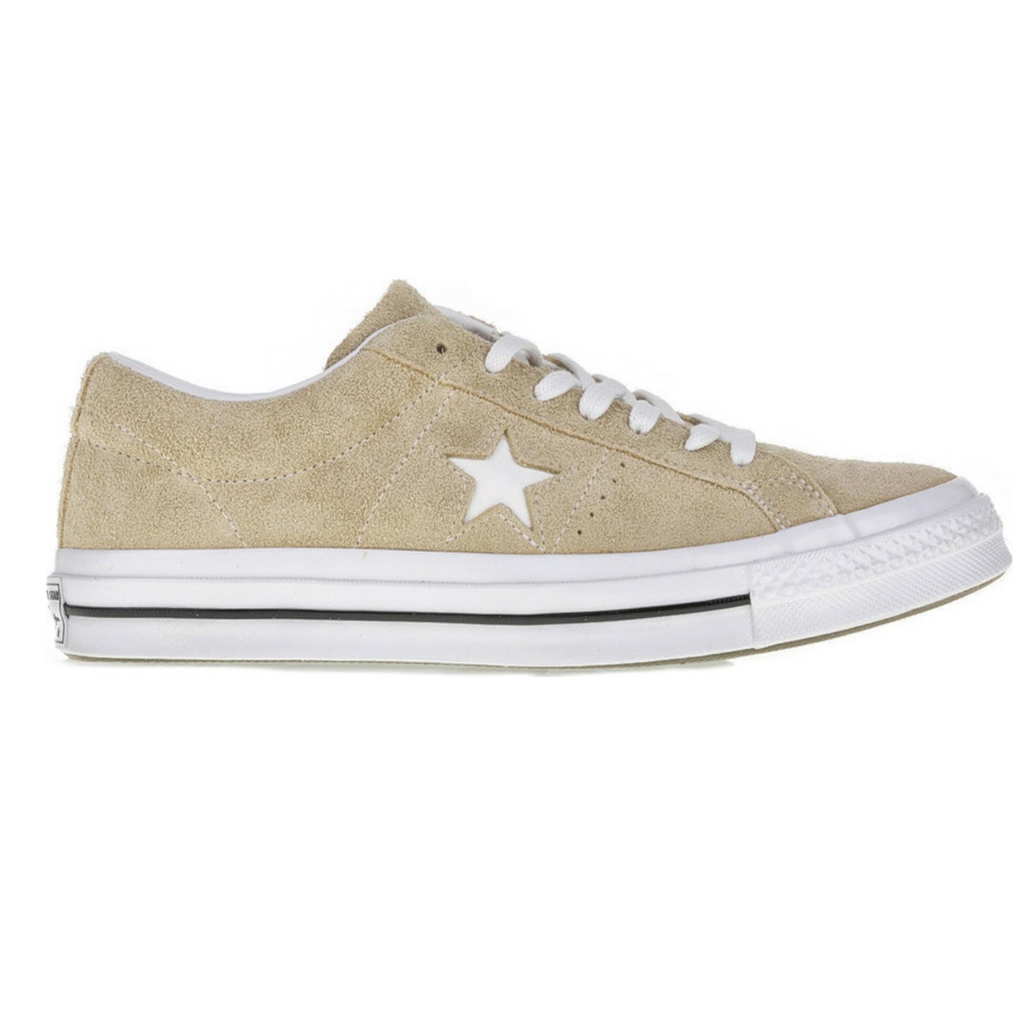 ONE STAR OX VINTAGE KHAKI/WHITE/WHITE 158435C