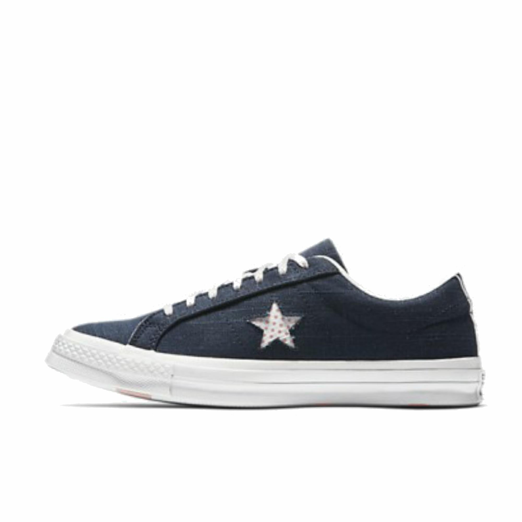 ONE STAR OX NAVY/PALE CORAL/WHITE 160621C