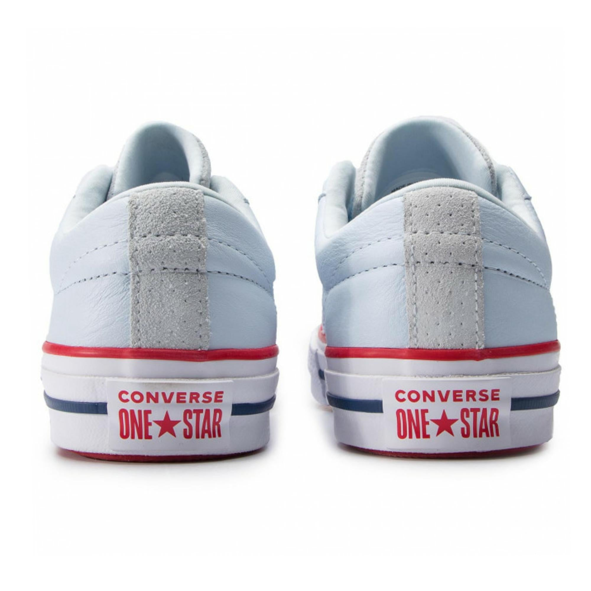 ONE STAR OX BLUE TINT/GYM RED/WHITE 160626C