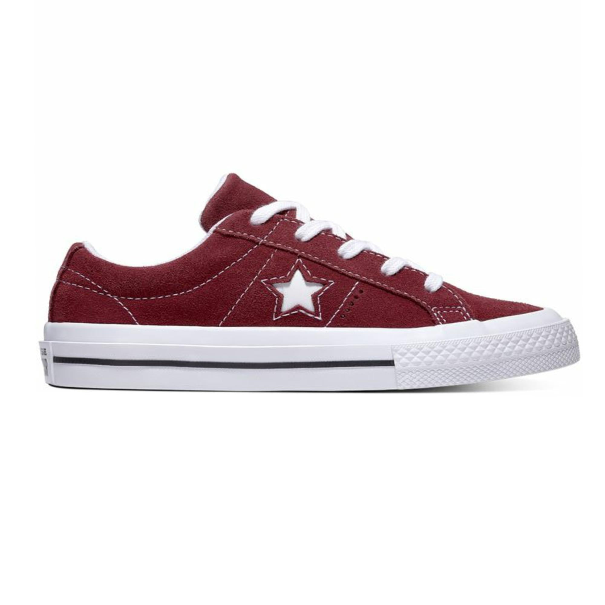 ONE STAR OX DEEP BORDEAUX/WHITE/WHITE 361805C