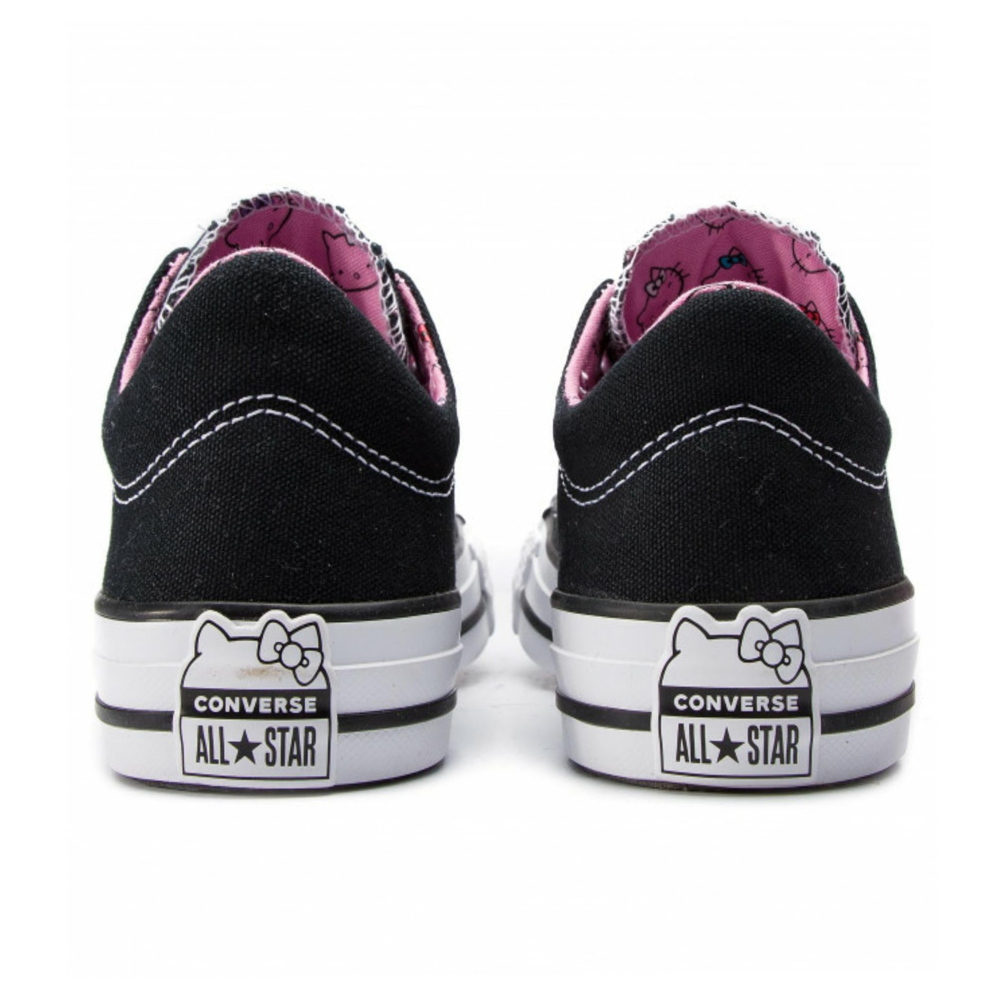CTAS MADISON OX BLACK/PRISM PINK/WHITE 564630C