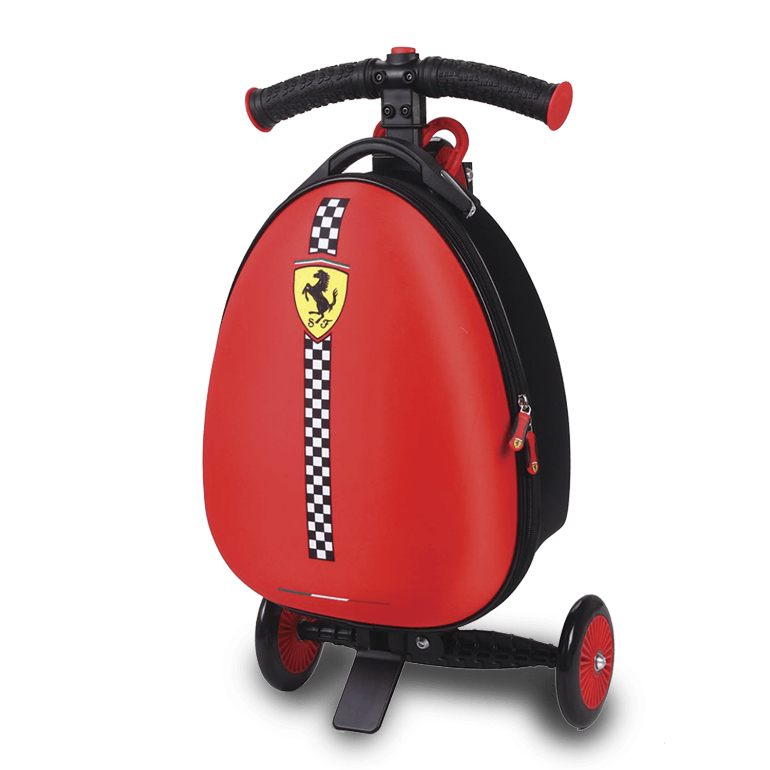FERRARI LUGGAGE FOLDABLE SCOOTER - OUTLETWORLD