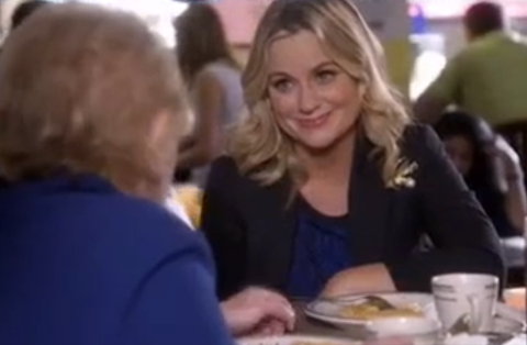 Noble Eagle Pin Featured on Parks and Rec