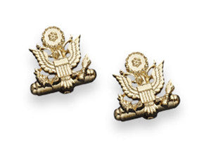Great Seal Cut Cufflinks