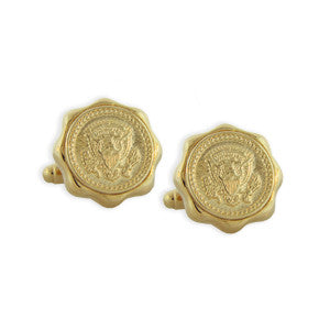 Presidential Seal Cufflinks