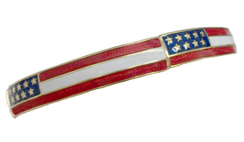 Red White and Blue America Bracelet