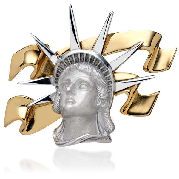Lady Liberty Pin