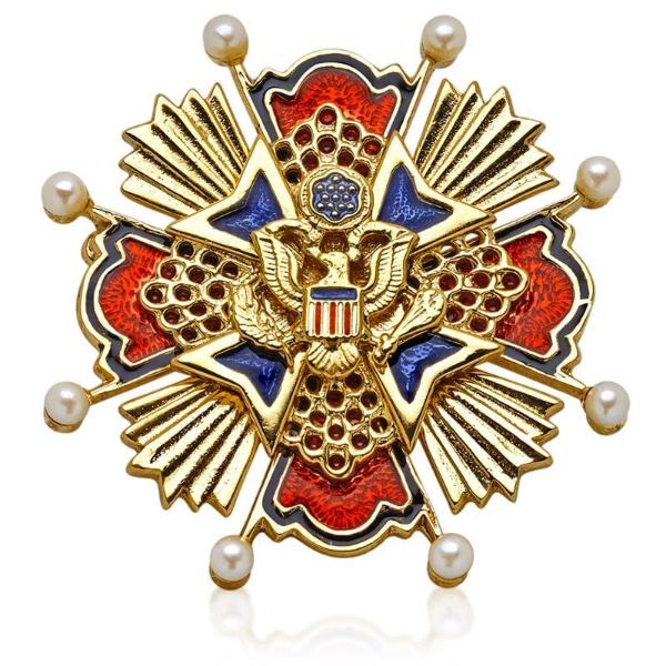 Honor Brooch