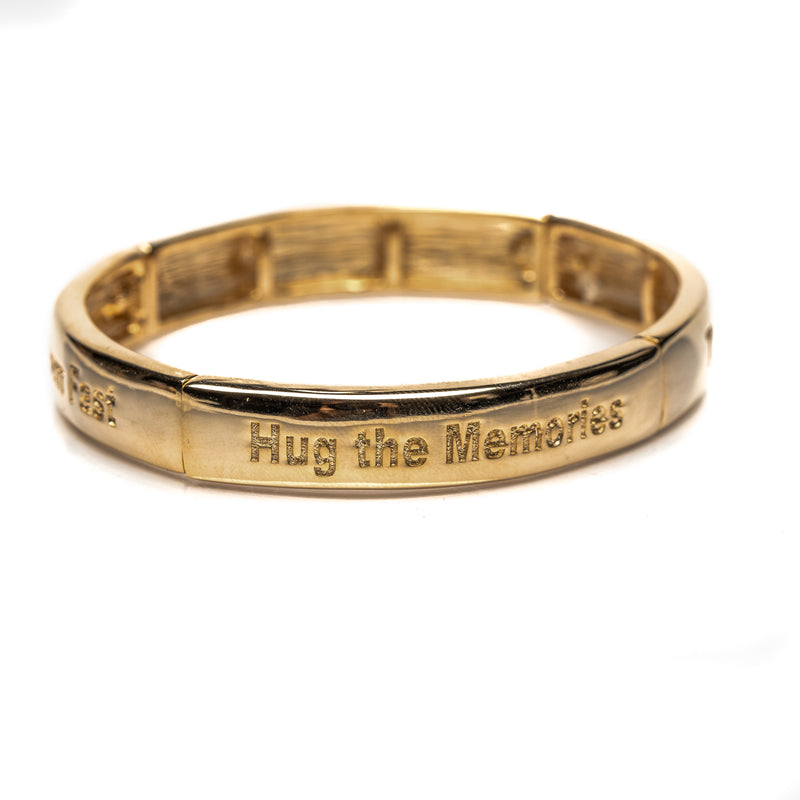 Hug the Memories Bracelet