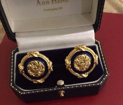 Great Seal Cufflinks